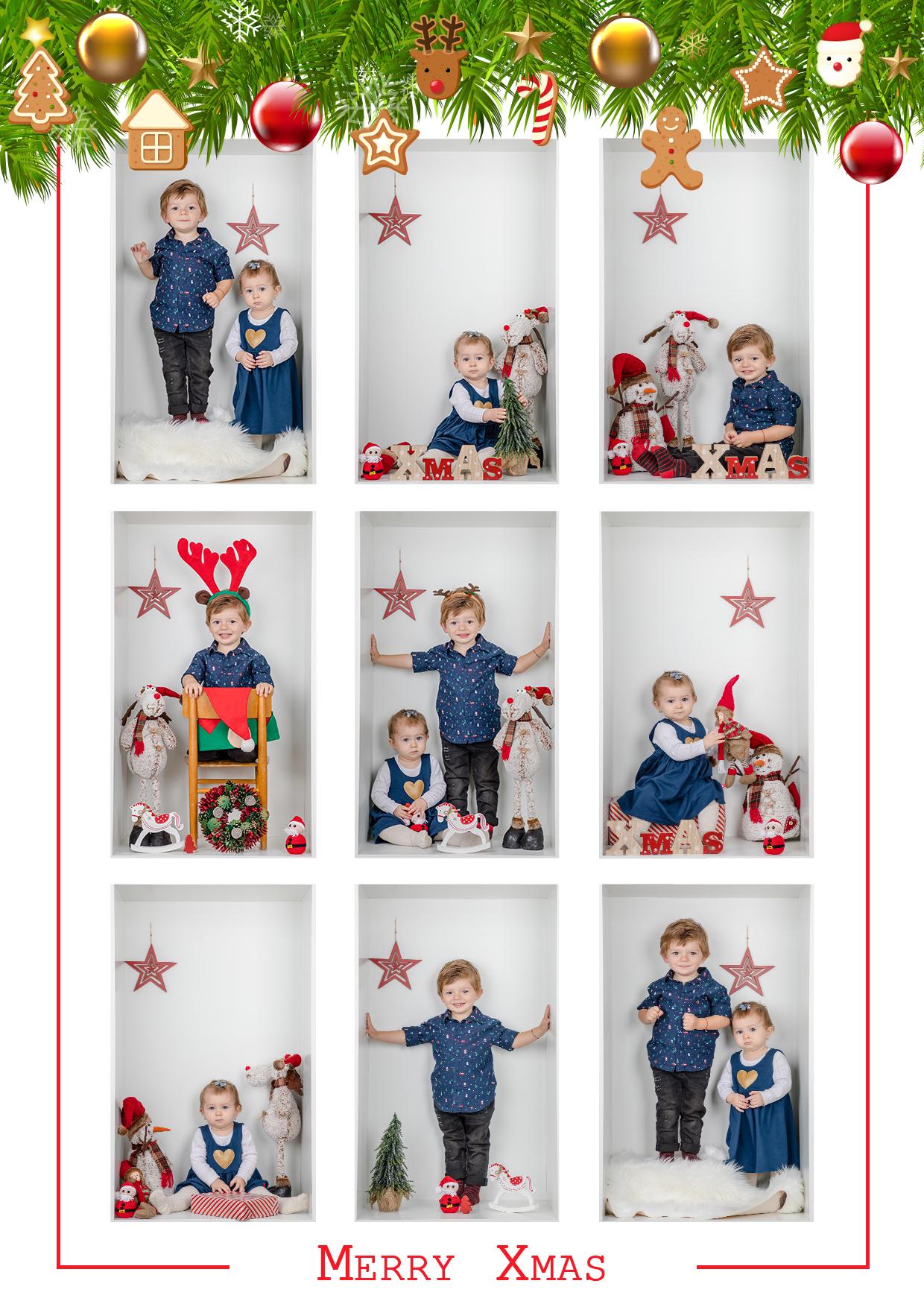 Karácsony fotózás