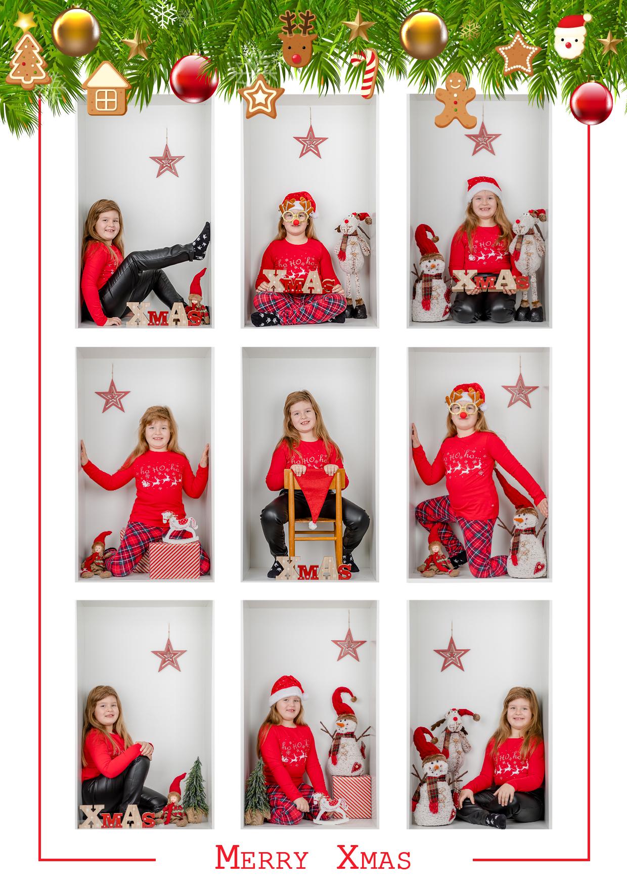 Karácsonyi fotózás szerdahely