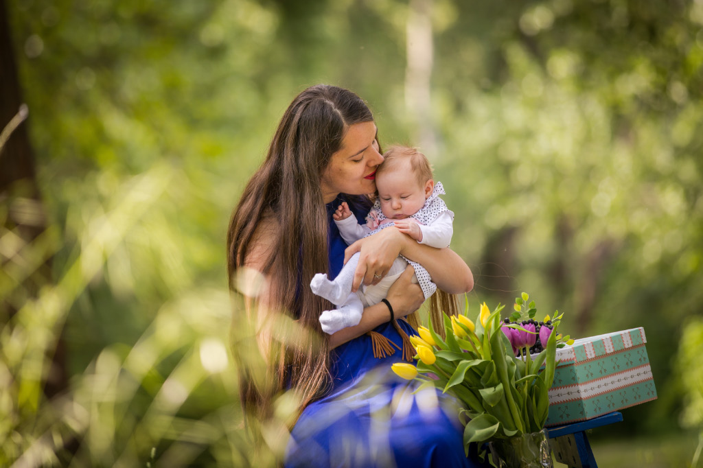 anyák napi fotózás