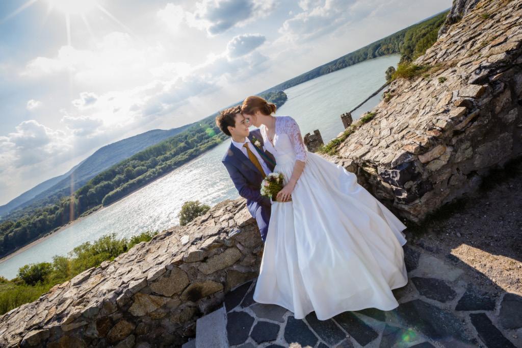 svadba Devín