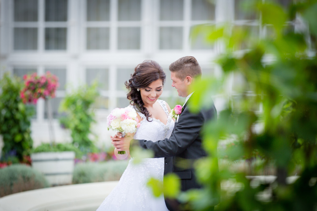 esküvő Schlosshof