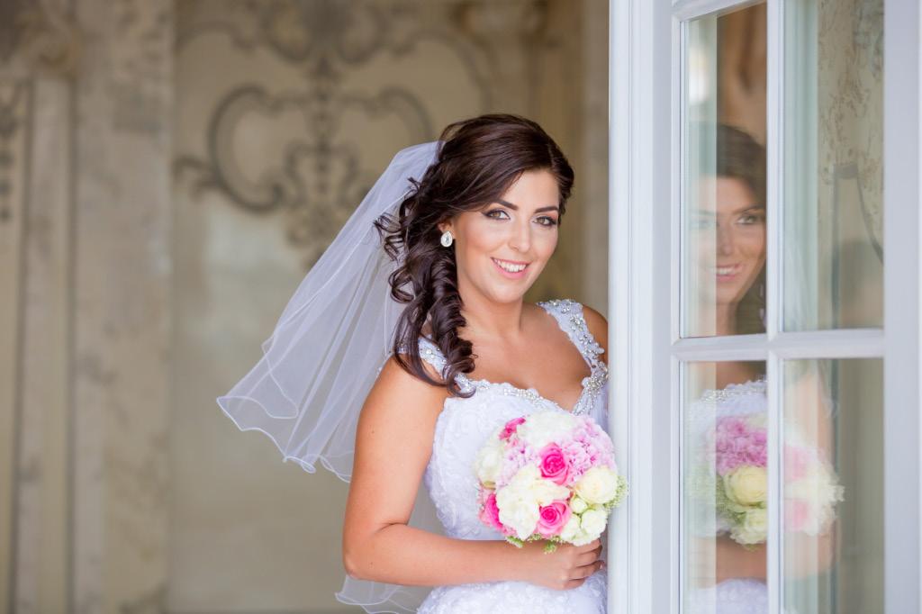 esküvői fotók Schlosshof