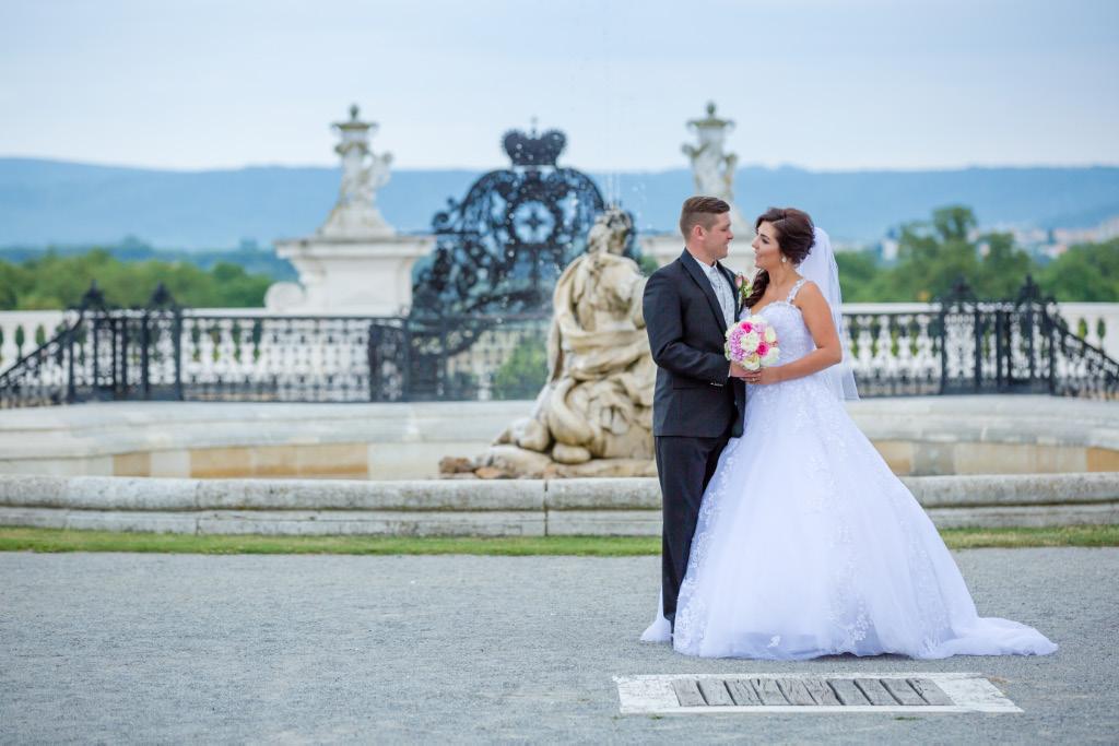 svadba Schlosshof
