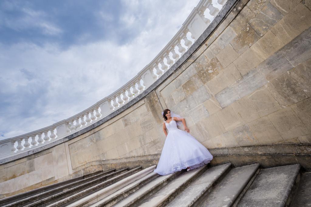 esküvői fotó Schlosshof