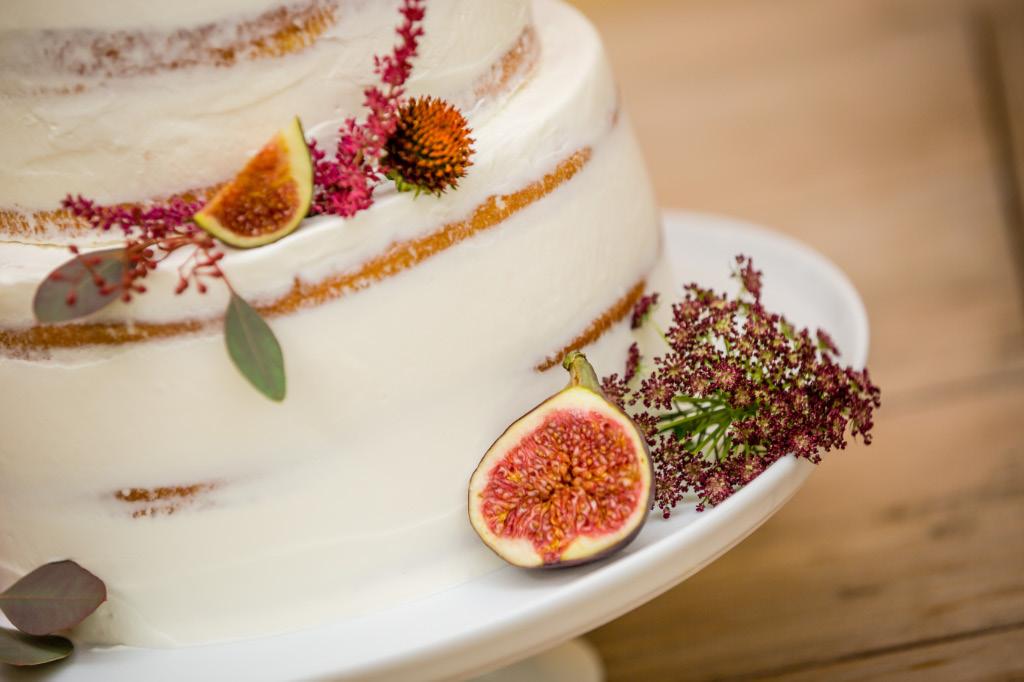 svadobná torta Castel