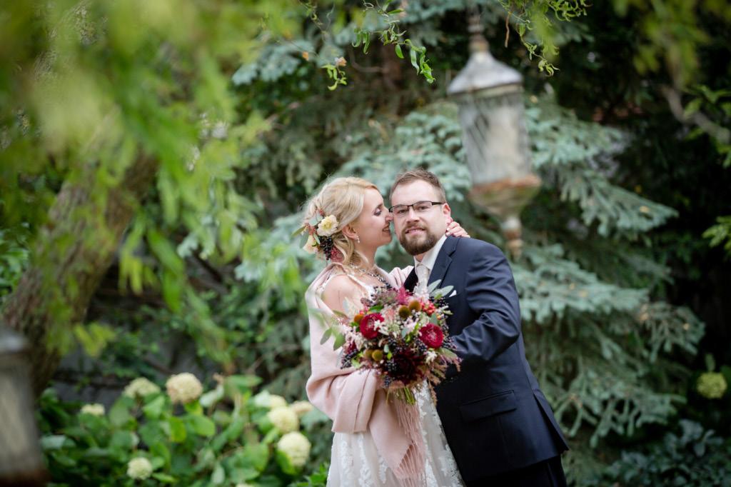 svadobné fotky Castel