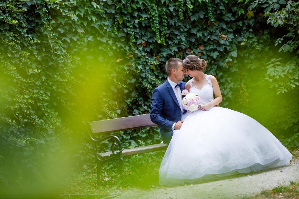 svadobný fotograf Galanta