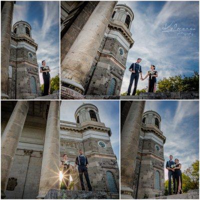 esküvő esztergomi bazilika